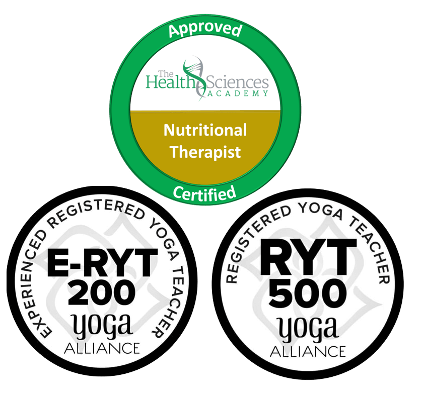 badges Anahata Heart Yoga Studio and Nutritional Centre
